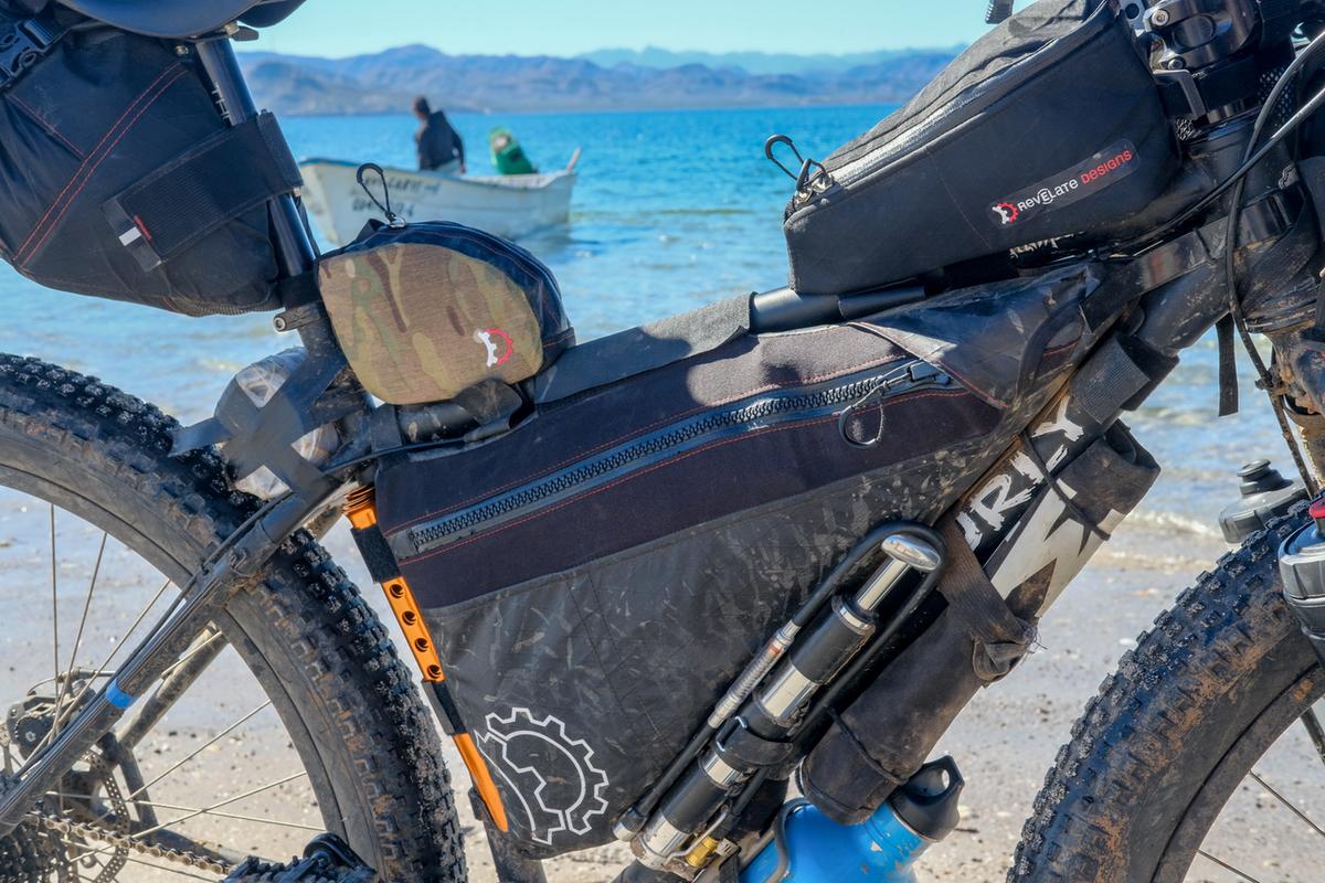 Ranger Frame Bags - Frame Bags | Revelate Designs LLC