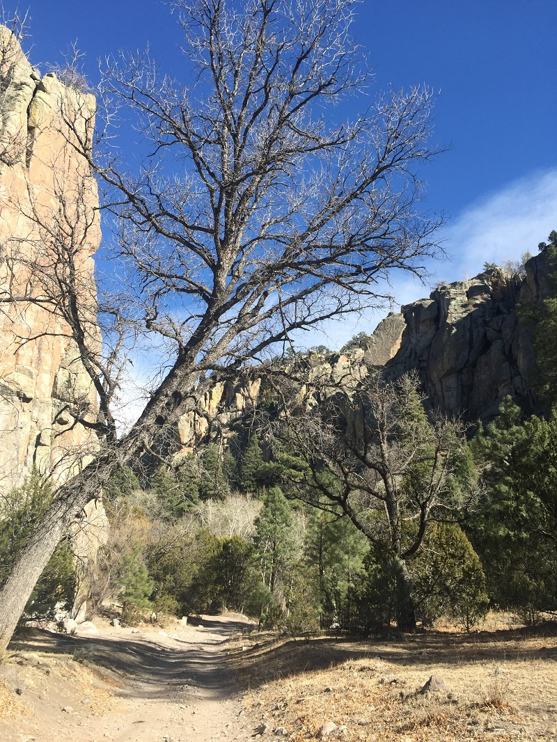 Chloride Canyon