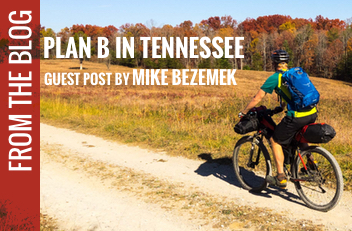 Plan B in Tennessee - Bikepacking Big South Fork Rec Area