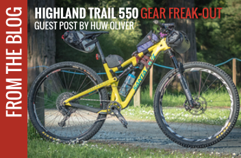 Highland Trail 550 Gear Freak-Out