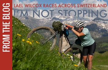 I'm Not Stopping - Lael Wilcox Races Across Switzerland
