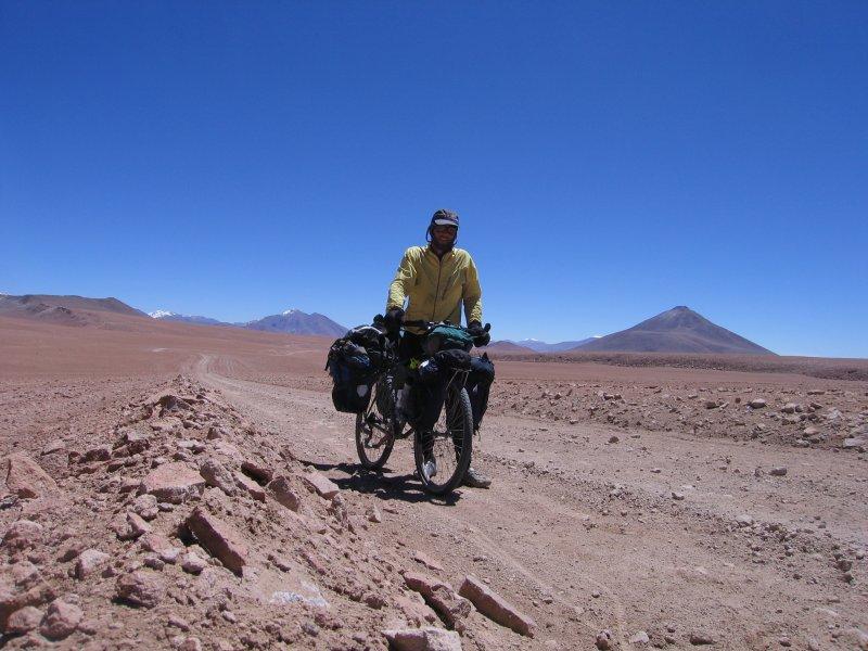 Ecuador to Bolivia