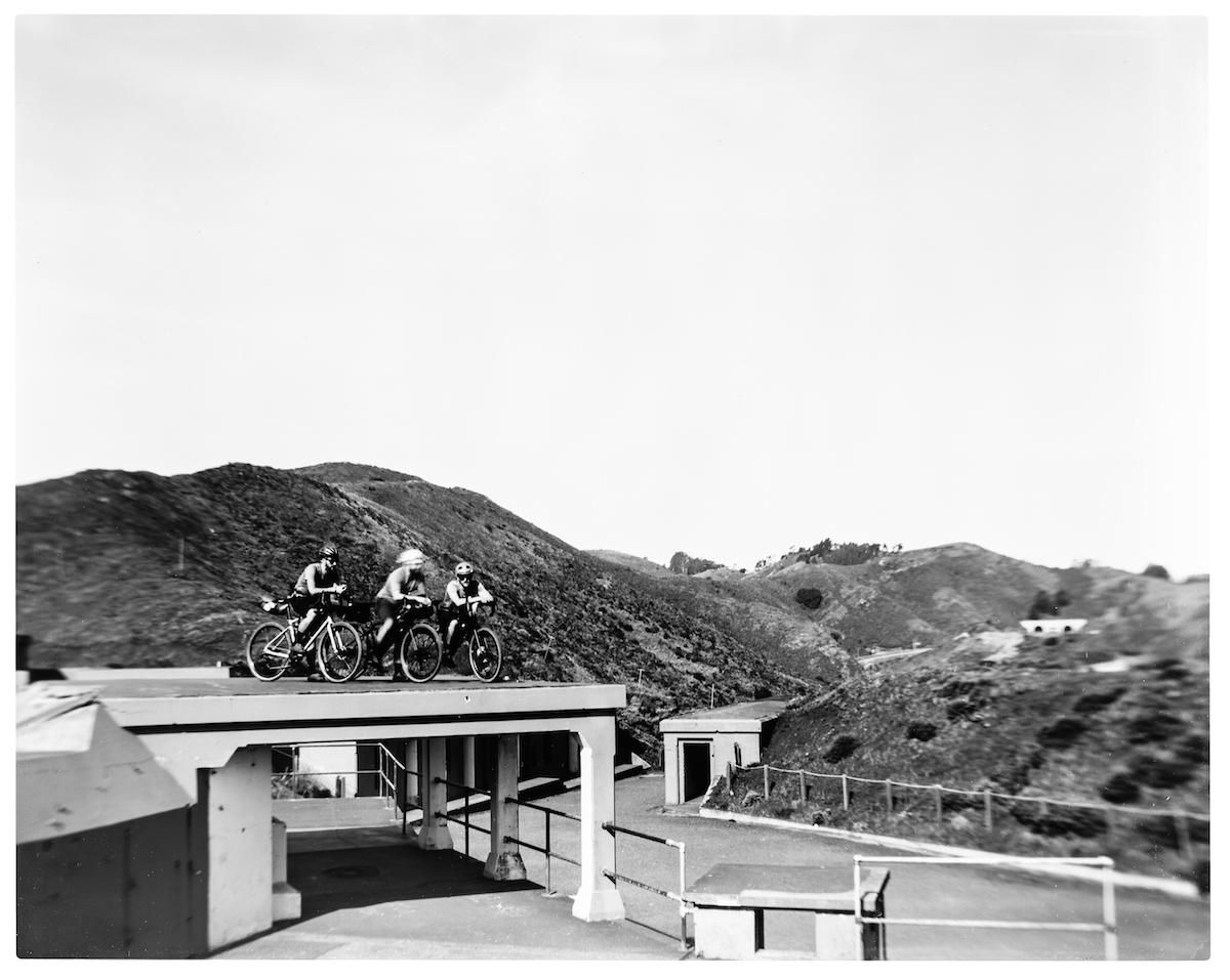 Film photo using a large format camera, by Erik Mathy.