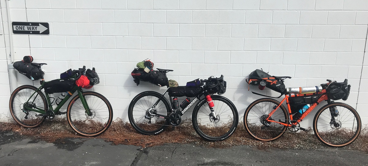 Bikepacking British Columbia with Rally Cycling's Rob Britton