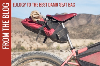 A Eulogy To The Best Damned Seat Bag We Could Have Designed In 2010