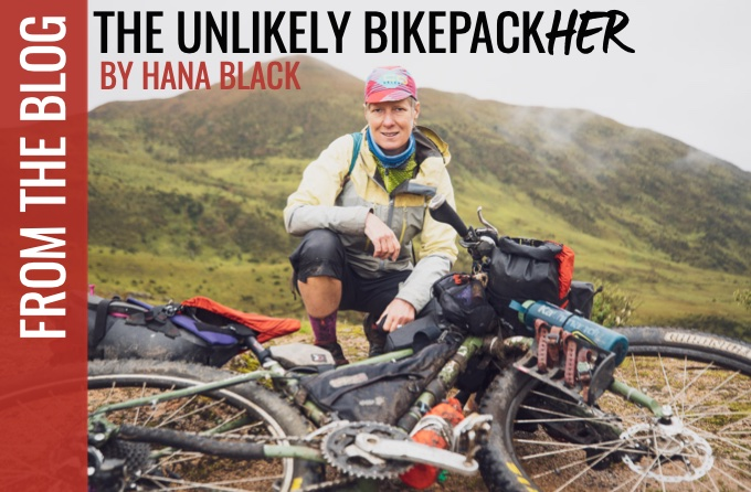 The Unlikely BikepackHER - Finding Strength in Cycling