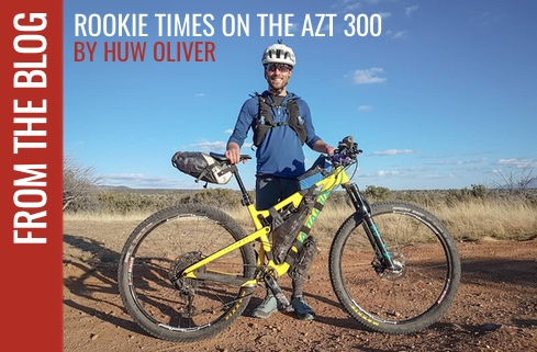 Desert Dreams and Ghost Cows - Fastest Rookie Time Ever on the AZT with Huw Oliver